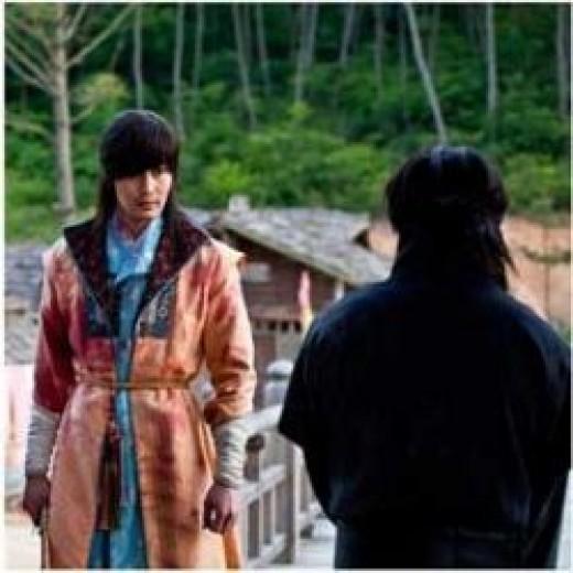 Phillip Lee as Jang Bin