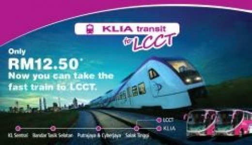LCCT/KLIA Transit