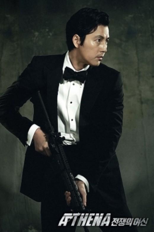 Jung Woo Sung as Lee Jung Woo