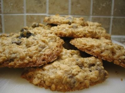 Delicious Oatmeal Cookies, Fit for the StealStreet Cookie Jar