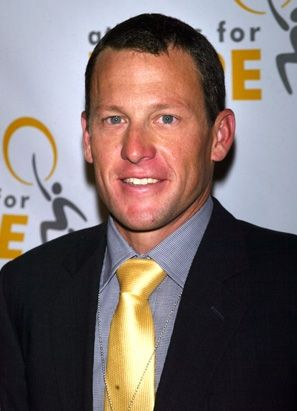 LANCE ARMSTRONG ( Brain, Lung, Testicular Cancer )