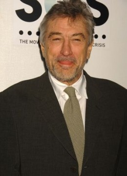 ROBERT  DENIRO ( Prostate Cancer )