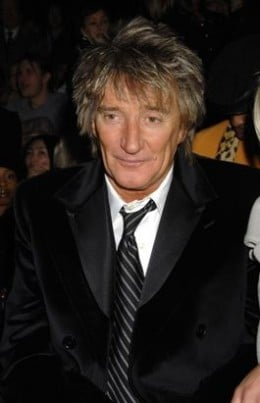 ROD  STEWART ( Thyroid Cancer )