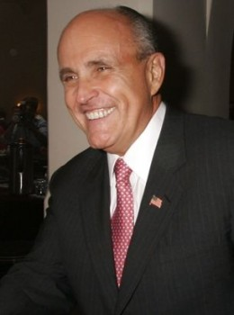RUDY  GIULIANI ( Prostate Cancer )