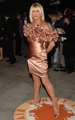 SUZANNE  SOMERS ( Breast Cancer )