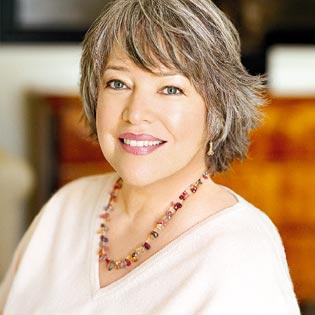 KATHY BATES ( Ovarian Cancer )