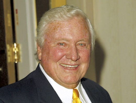 MERV GRIFFIN ( Prostate Cancer )