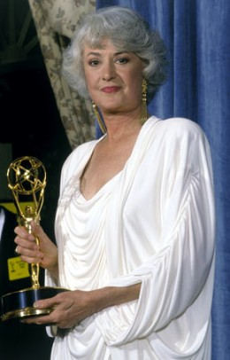 BEA ARTHUR ( Unknown Cancer )