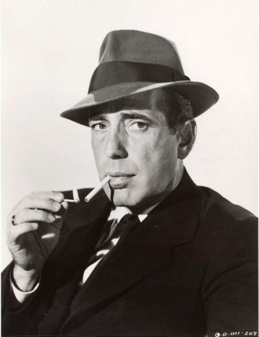 HUMPHREY BOGART ( Esophagus Cancer )