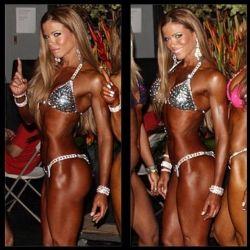 Bikini Athlete Remolache