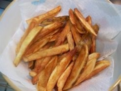 French Fries - DIY and Easy