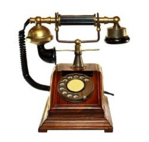 history of telephone Privatelinecom's telephone history series by tom farle y  .