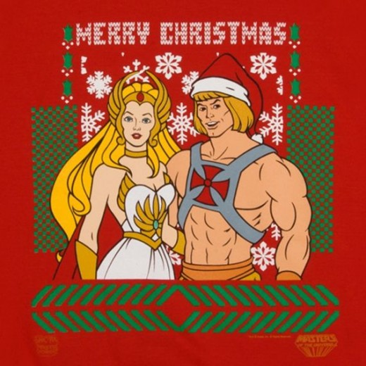 He-Man She-Ra Christmas