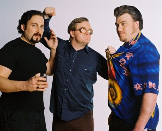 Ricky, Bubbles and Julian