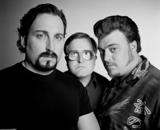 Julian, Bubbles and Ricky
