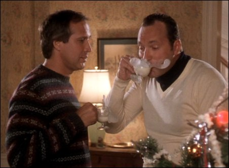 Cousin Eddie and Clark