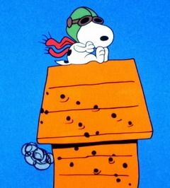 Snoopy vs Red Baron