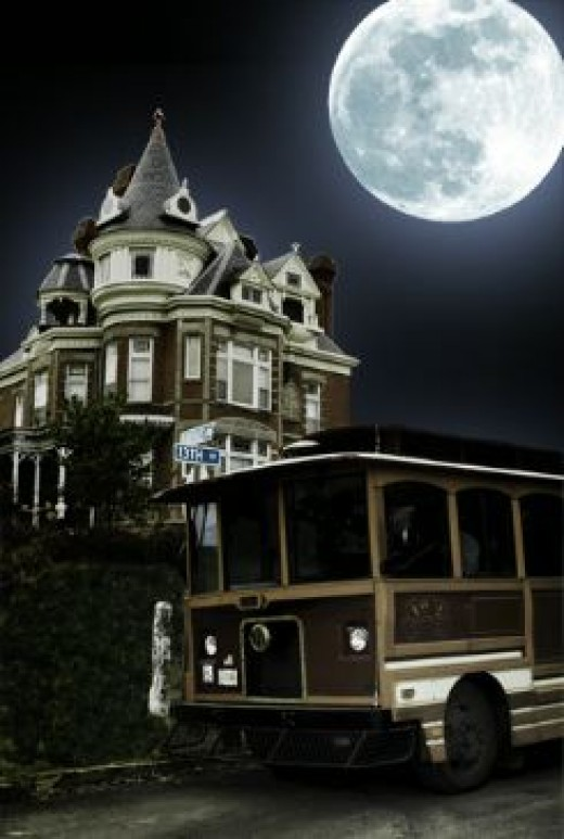 Haunted Atchison Ghost Tours