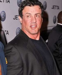 "Sylvester ""Sly"" Stallone"
