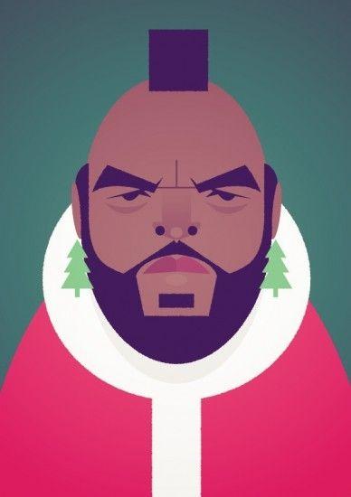 Mr. T Christmas!