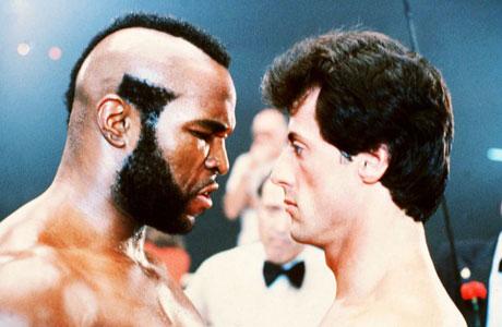 Clubber Lang vs Rocky Balboa