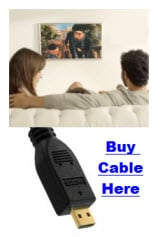 Kindle Fire HD HDMI Cable