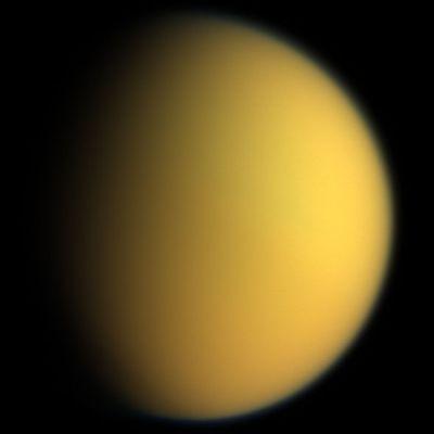 Titan Credit:NASA