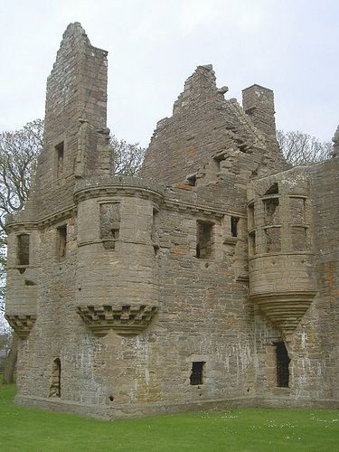The Earls Palace, Kirkwall