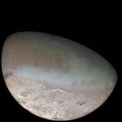 The MoonTriton /Credit: NASA