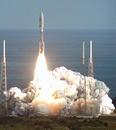 The Launching of New Horizons on January 19, 2006