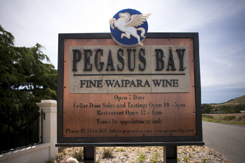 Pegasus Bay - Fine Waipara Wine