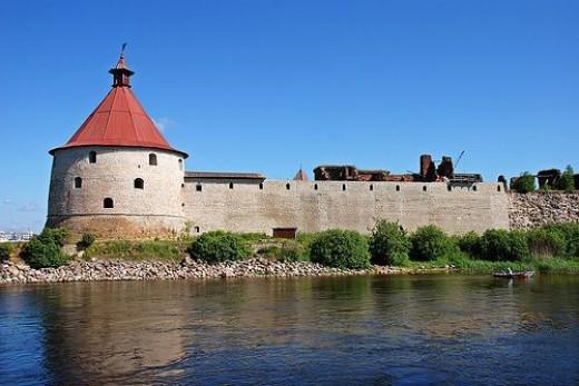 Shlisselburg Fortress