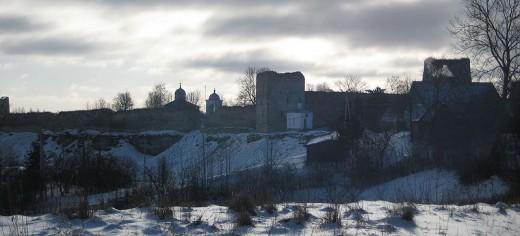 Izborsk Fortress
