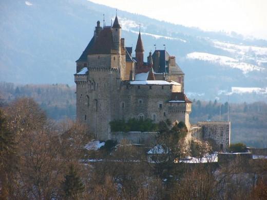 Menthon-Saint Bernard Castle