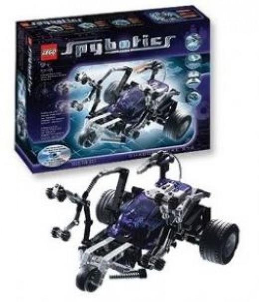 spybotics kit
