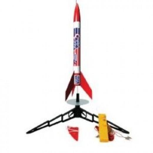 Maxi Alpha 3 Rocket Launch Set