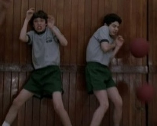 Freaks And Geeks Dodge Ball