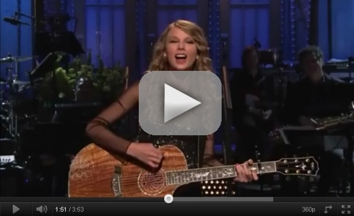 Taylor Swift Monologue Song