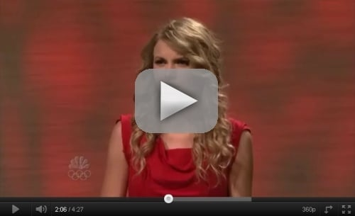 Taylor Swift Interview