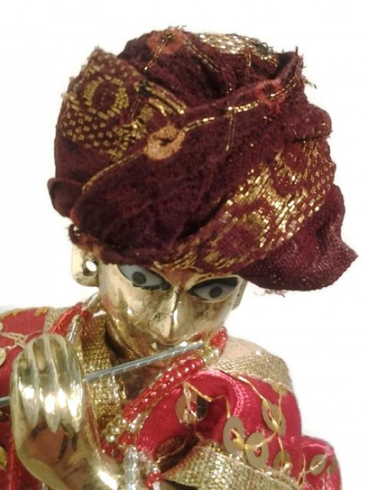 krishna turban