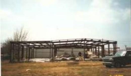 Used Metal Buildings for Sale in Texas