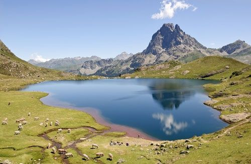 Walking the Pyrenees - France