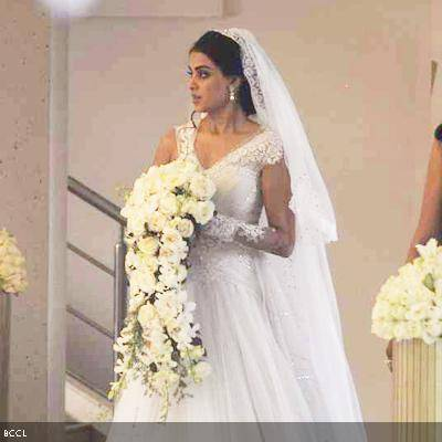 Genelia D'Souza Wedding Dresses