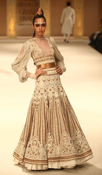 Rohit Bal Collection at Lakme Fashion Week