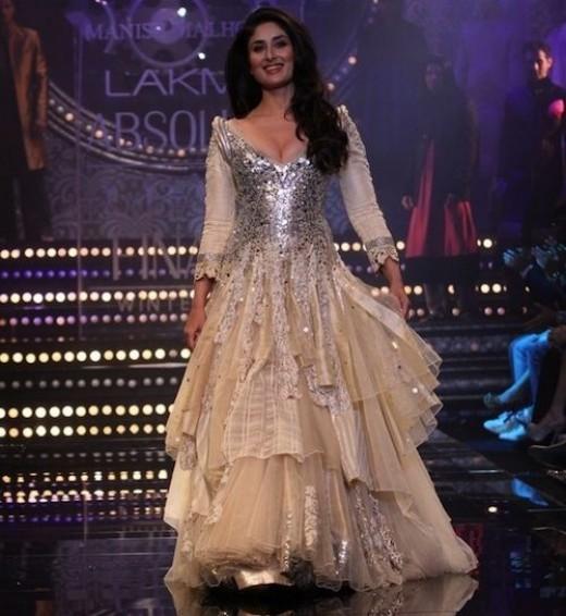 Karishma Kapoor for Manish Malhotra