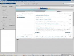 Step 1 - Create a New Project in NetBeans