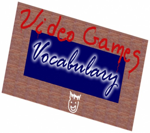 Video Games Vocabulary