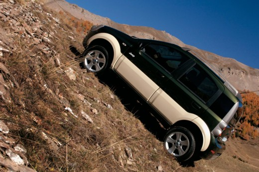 This is not just a paper 4x4. It can tackle angles that would leave a Jeep Patriot gasping.