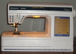 Buy a Husqvarna Viking Designer 1 Sewing Machine