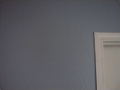 The color our therapy room will be. We bought this house only a few months ago